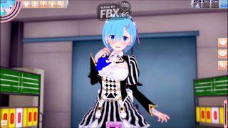 KOIKATSU PARTY PART 5 Ram is best girl